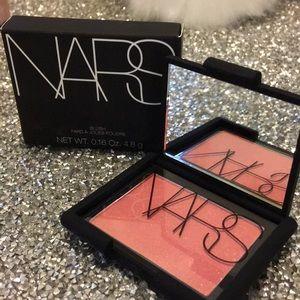 NARS Blush, shade: super orgasm 4030-New